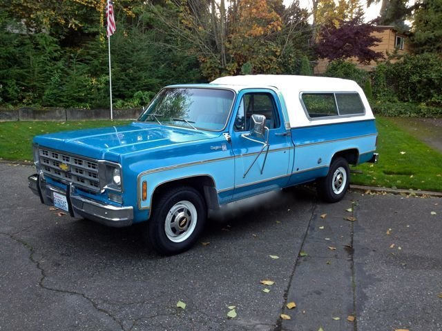 1977 Chevrolet Fleetside