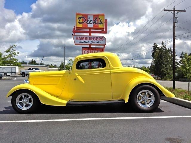 1934 Ford STREET
