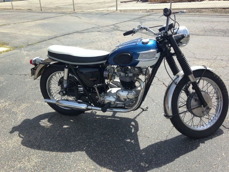 1966 Triumph 650