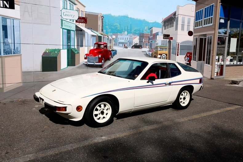 1977 Porsche 924