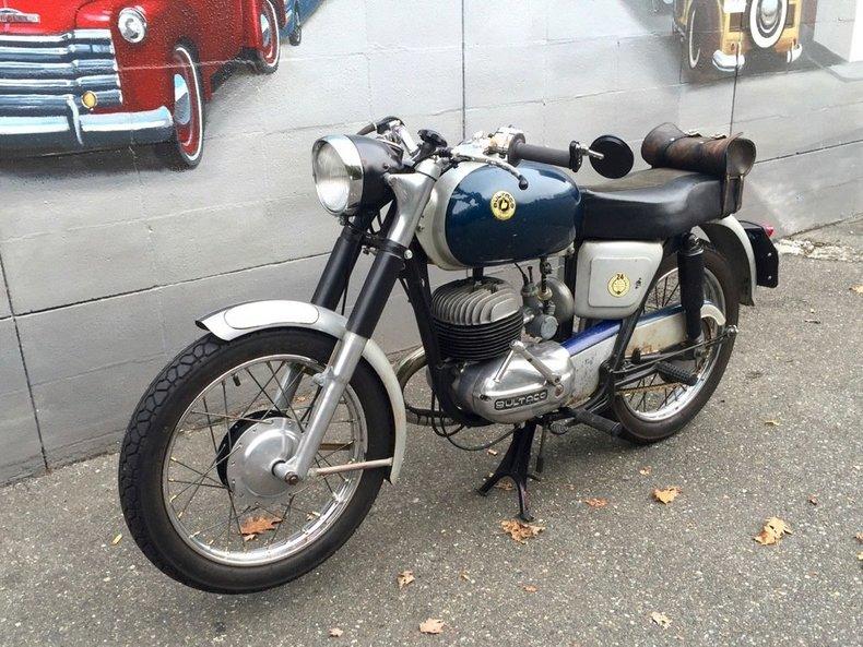 1966 BULTACO Mercurio