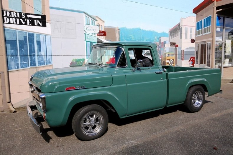 1957 Ford F-1
