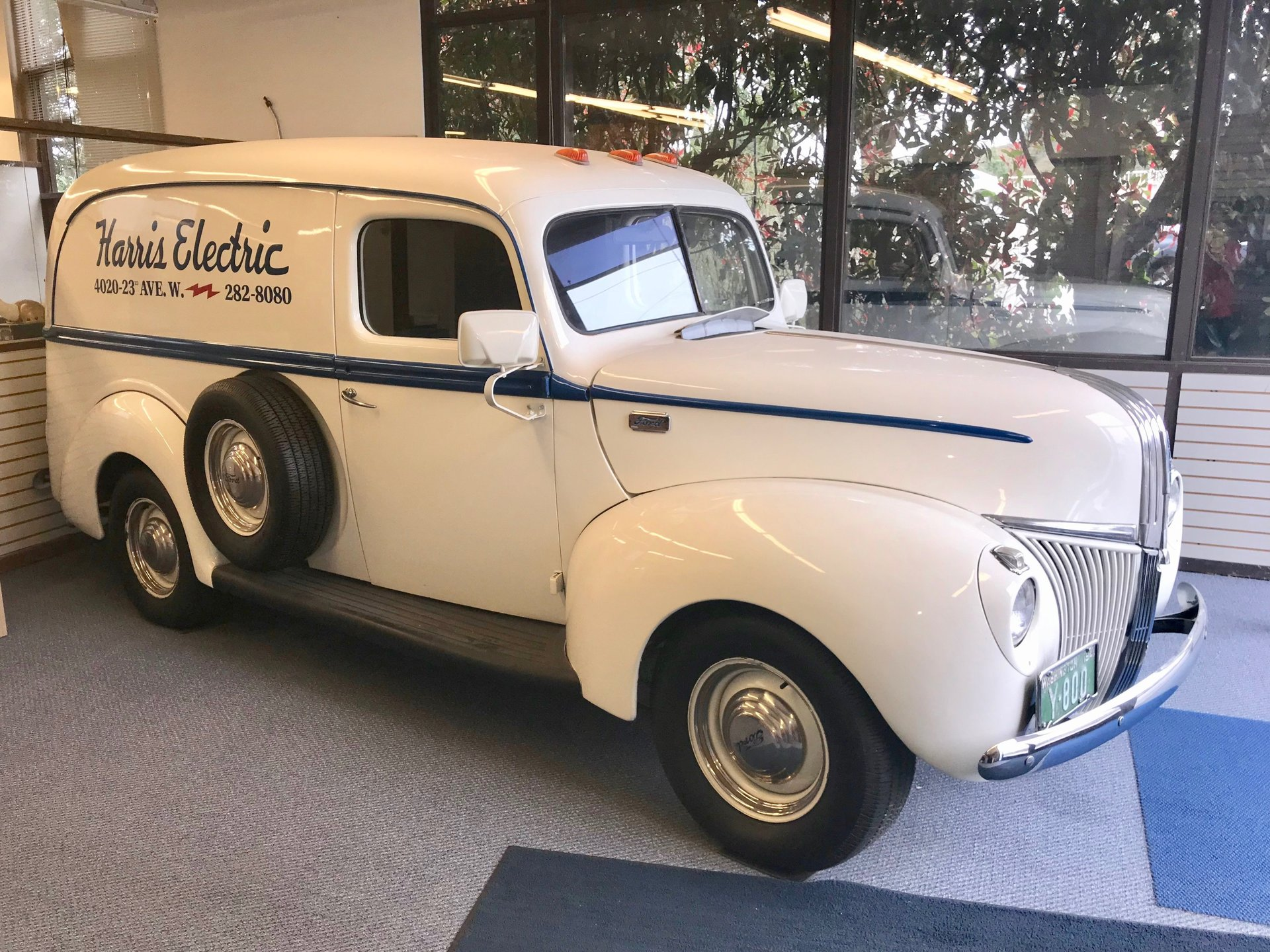 1941 Ford Panel For Sale 85981 Mcg Delivery Truck