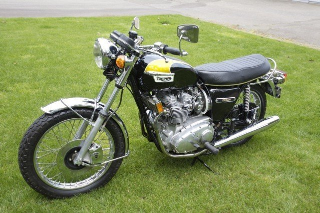 1974 Triumph T