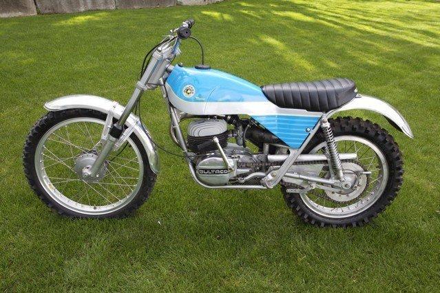 1972 BULTACO 250