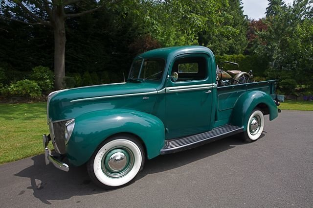 1940 Ford STOCK