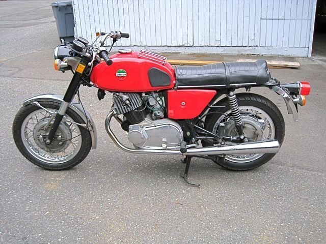 1975 LAVERDA GTL