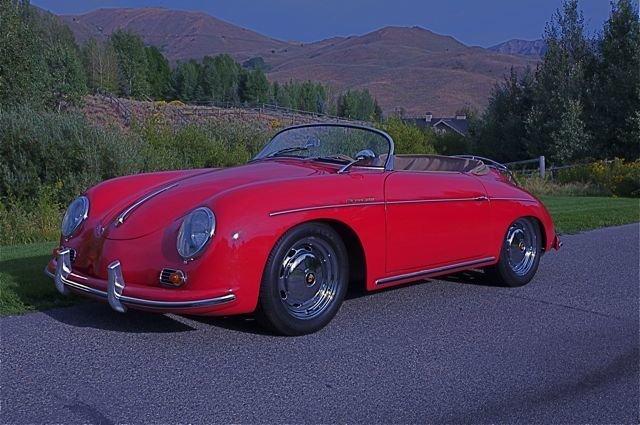 1957 Porsche REPLICA
