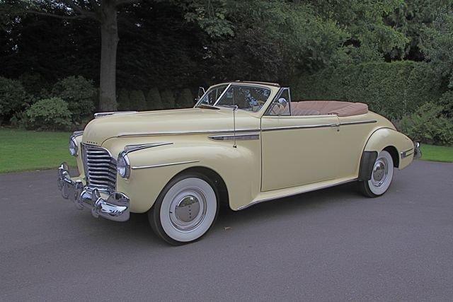 1941 Buick MODEL