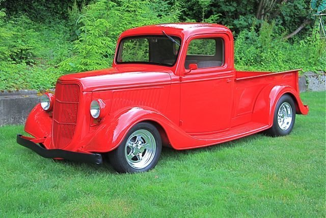 1935 Ford STREET