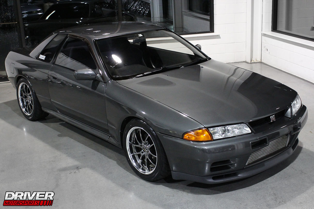 1992 nissan skyline gtr r32 for sale 95048 mcg. Black Bedroom Furniture Sets. Home Design Ideas