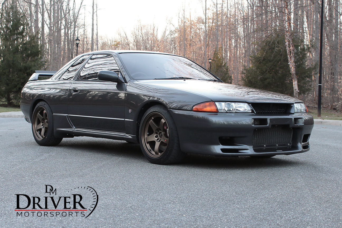 1990 nissan skyline gtr r32 for sale 90662 mcg. Black Bedroom Furniture Sets. Home Design Ideas