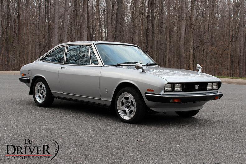 1980 Isuzu 117 Coupe