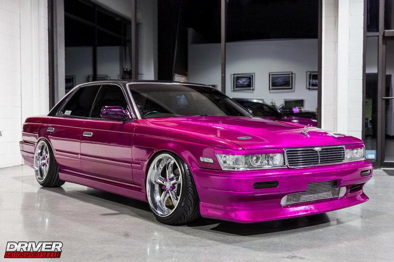 1990 Nissan Laurel Club-L