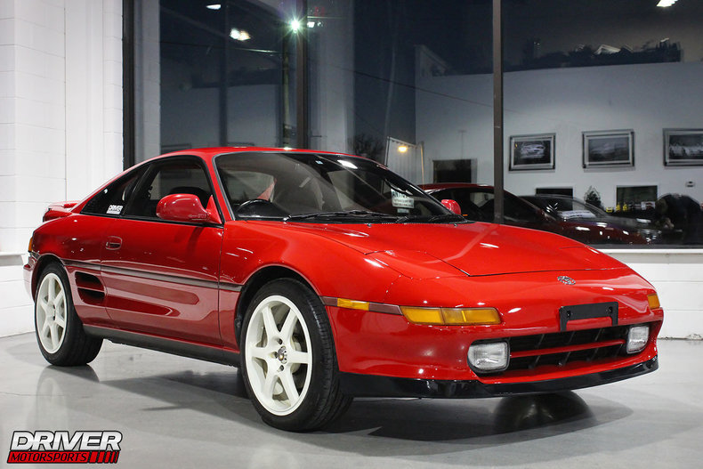 1992 Turbo MR2