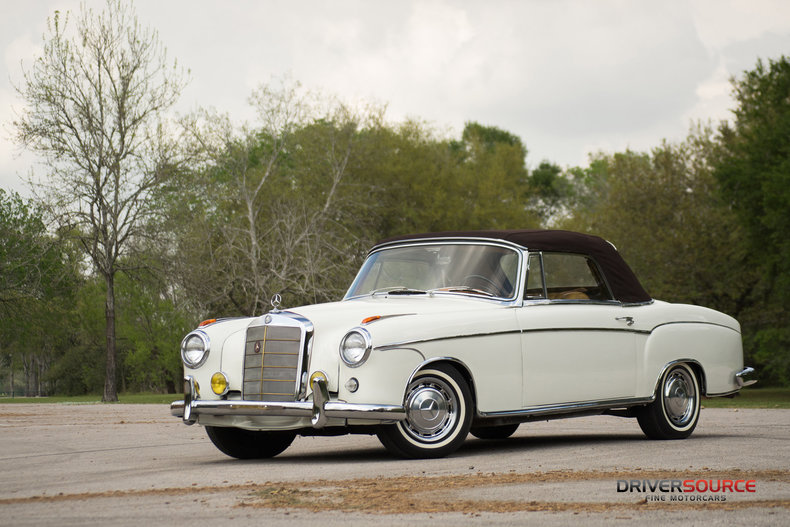 1959 1959 Mercedes-Benz 220S For Sale