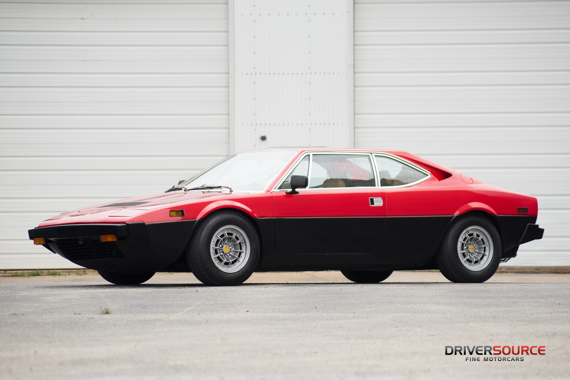 Meticulously Documented with All History & Service Records from New. 1975 Ferrari  Dino 308 GT4