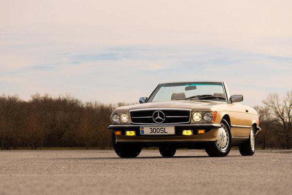 1985 Mercedes-Benz 300SL