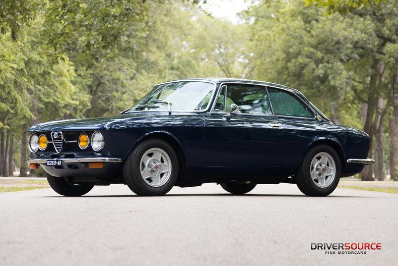 1971 Alfa Romeo GTV 1750