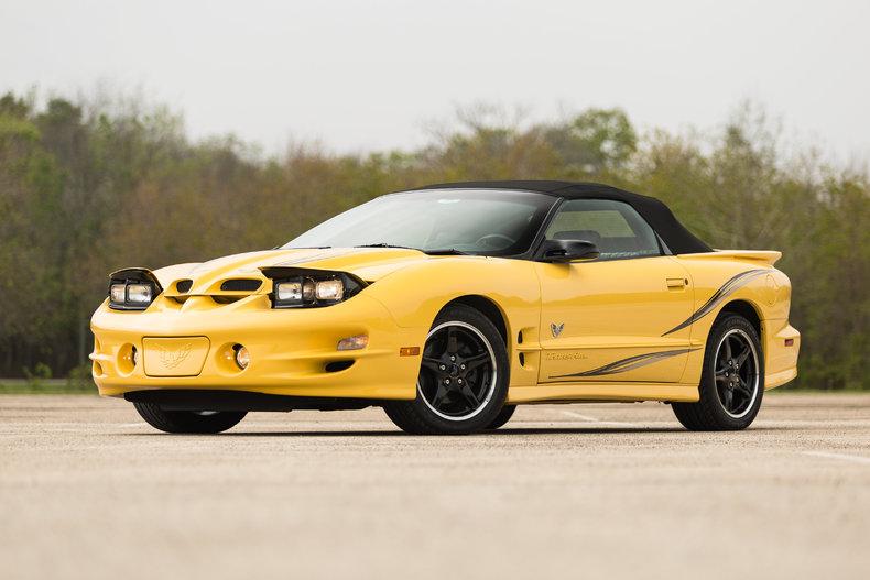 2002 Pontiac Trans Am WS6