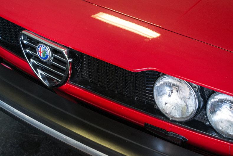 1976 Alfa Romeo Alfetta GT