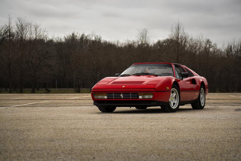 1986 Ferrari 328 GTSi