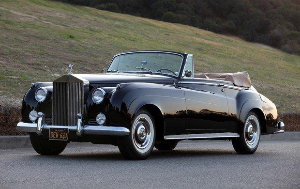 1961 Rolls-Royce Silver Cloud II DHC