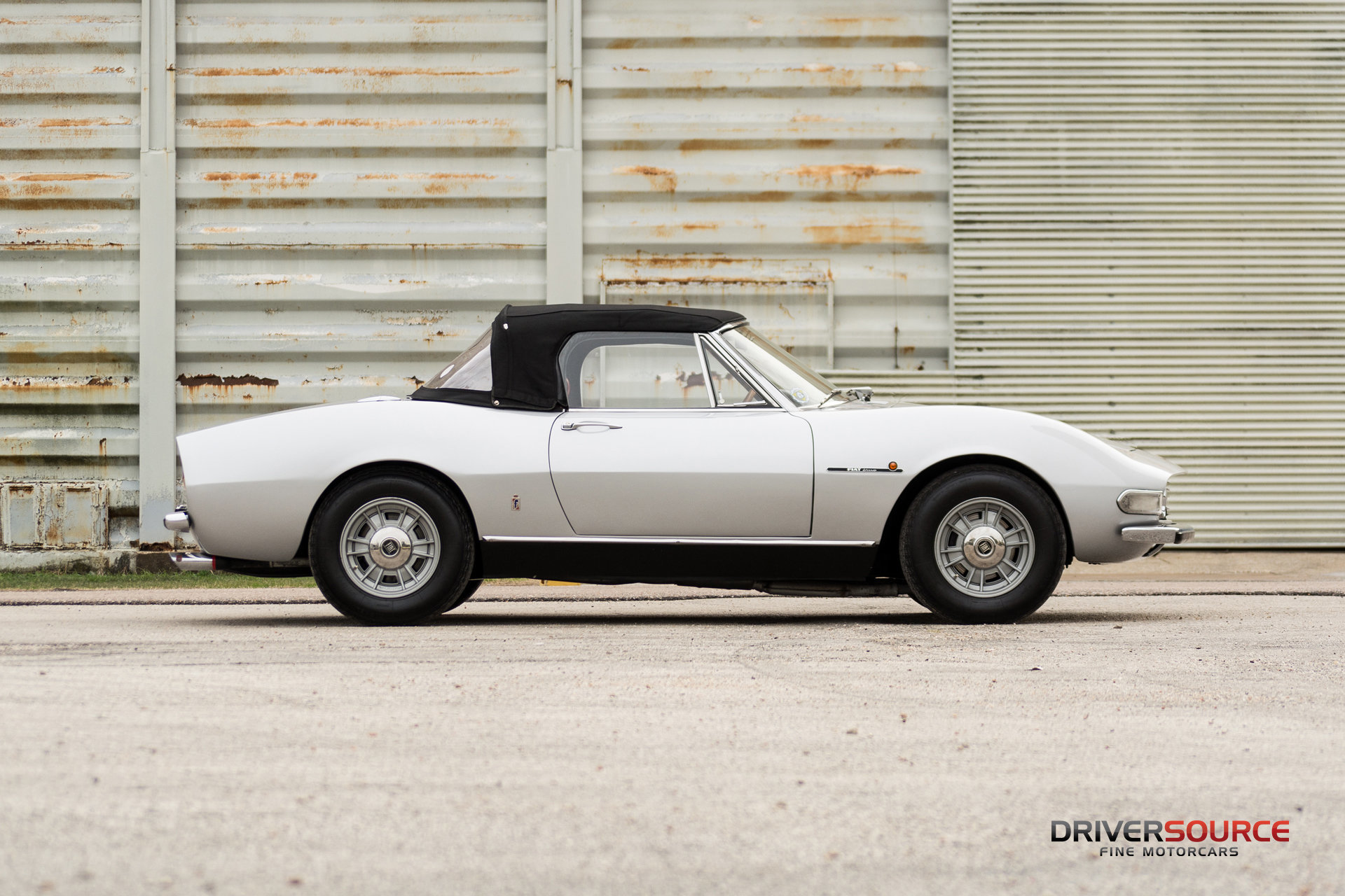 1970 Fiat Dino 2400 Spider For Sale 76261 Mcg Convertible