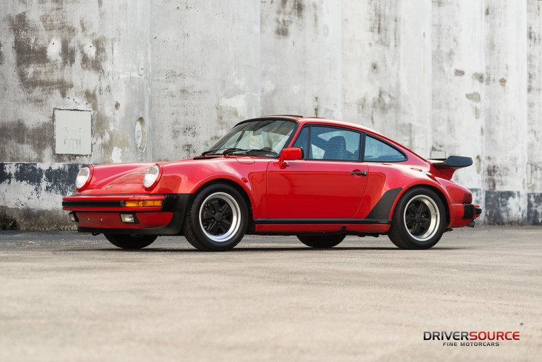 1985 Porsche 911 Carrera M491