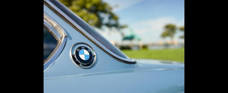1967 BMW 2000C