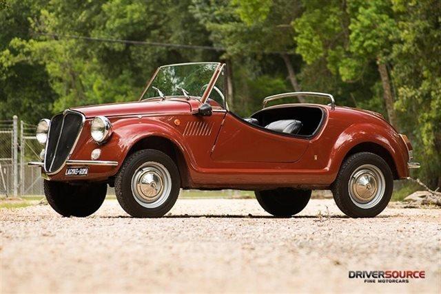 1968 Fiat Gamine