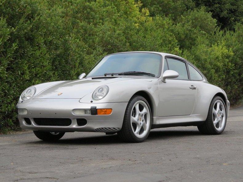 1998 Porsche 993