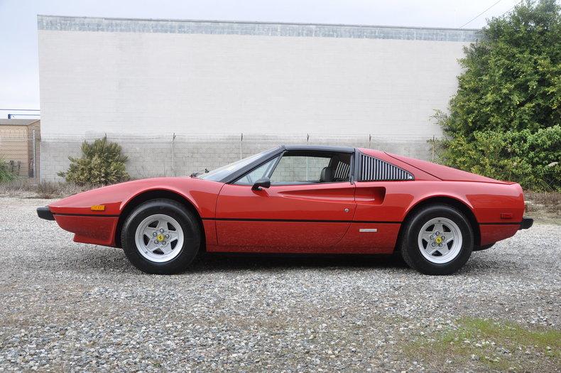 1978 Ferrari 308  European Collectibles