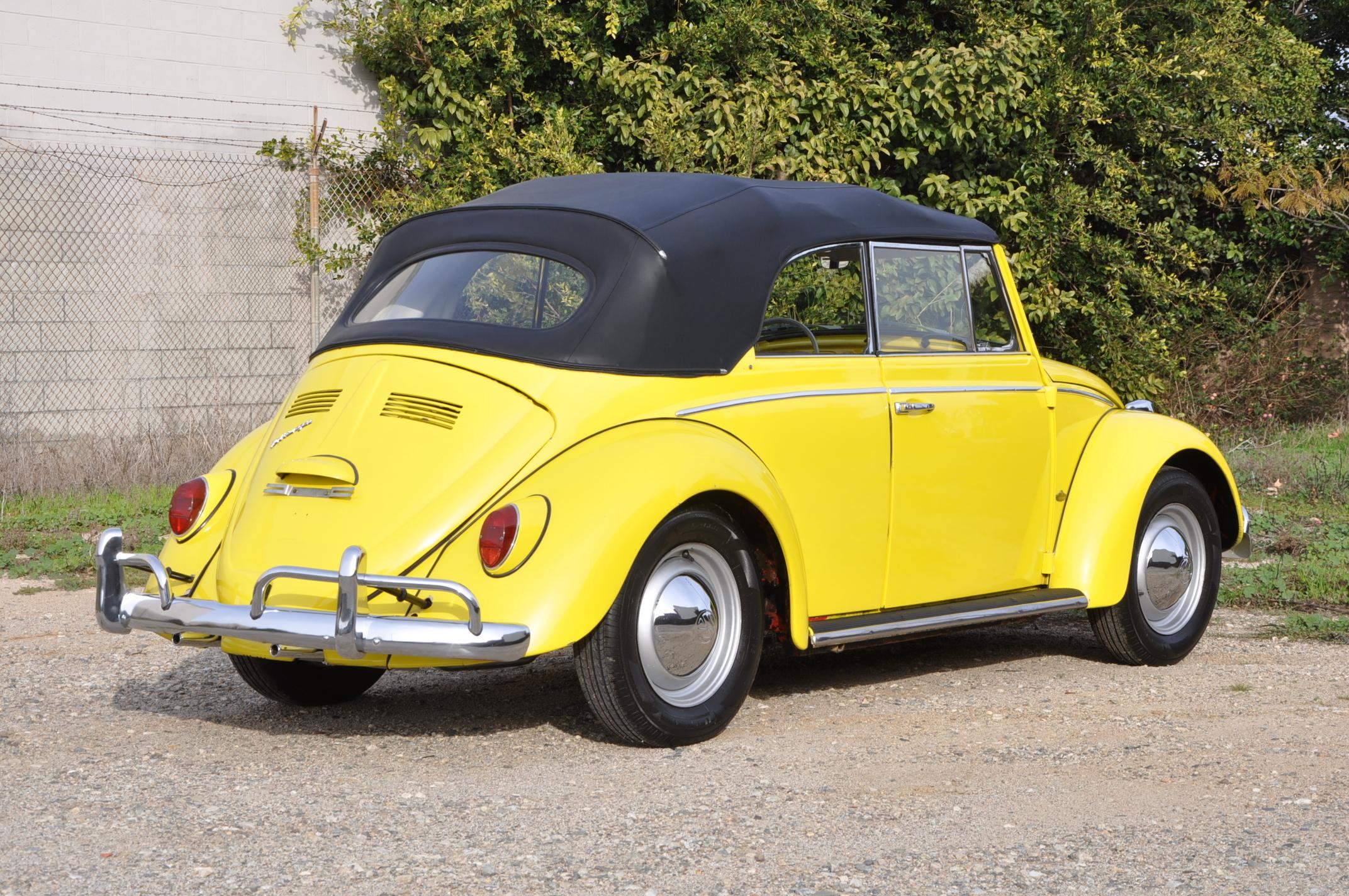 1965 Volkswagen Beetle | European Collectibles