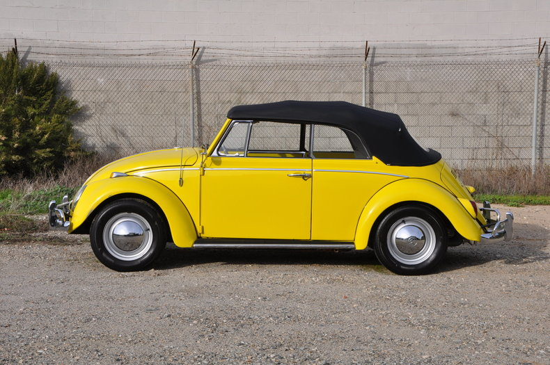 1965 Volkswagen Beetle | European Collectibles