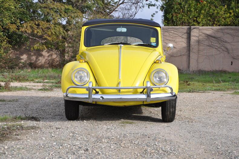 1965 Volkswagen Beetle European Collectibles