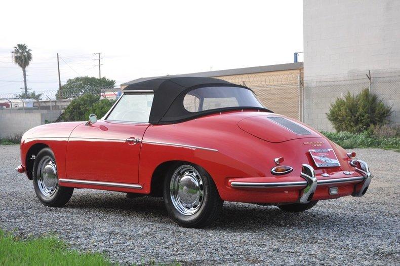 1960 1960 Porsche 356B For Sale