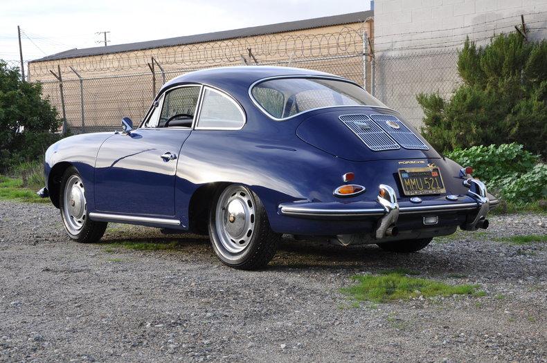 1965 Porsche 356 European Collectibles