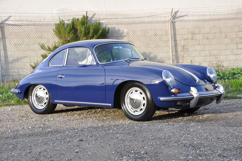 1965 Porsche 356 European Collectibles