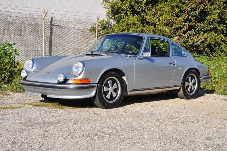 1973 Porsche 911S