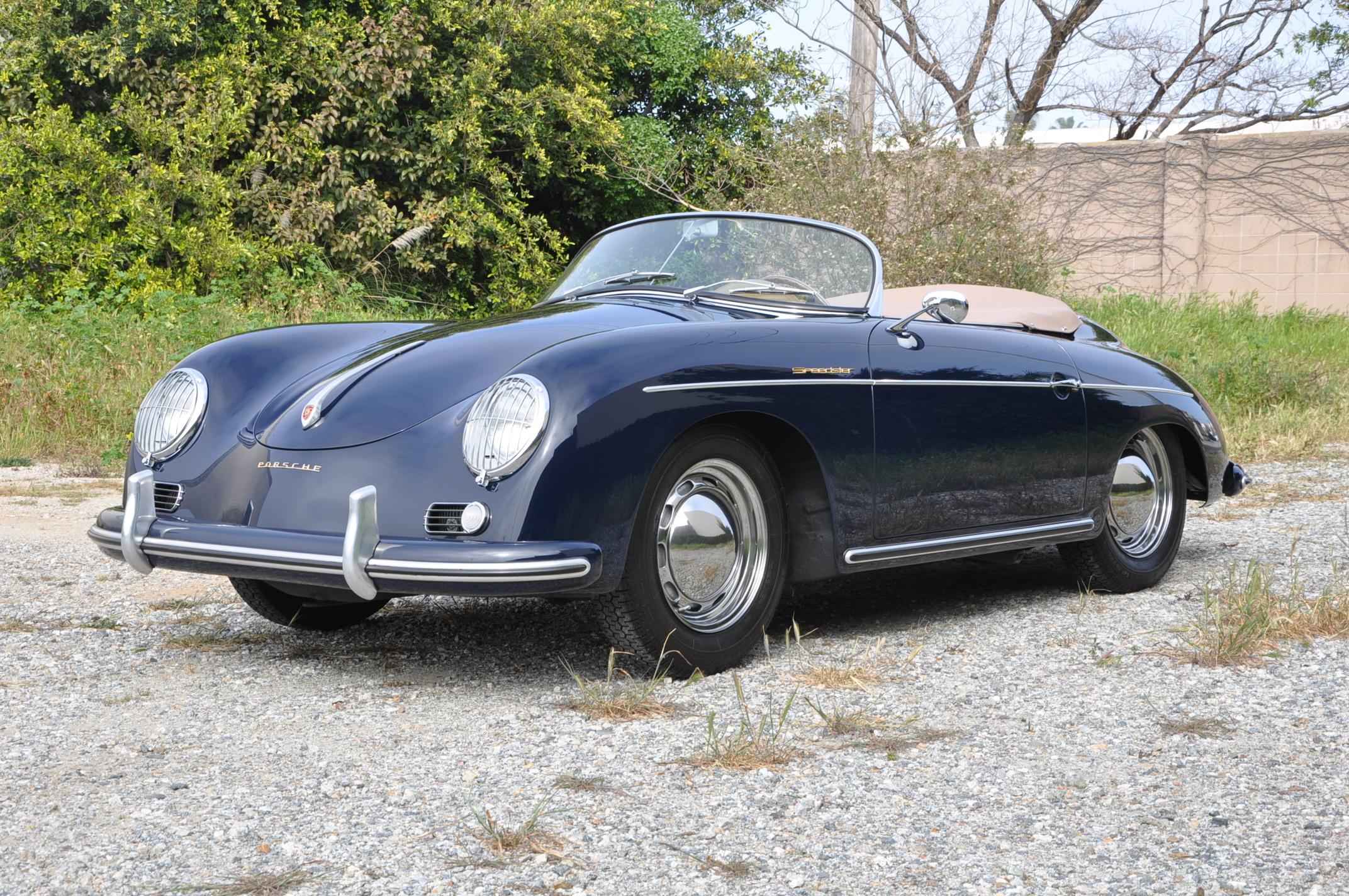 1957 Porsche 356A Coupe | S198 | Monterey 2014  |1957 Porsche 356a