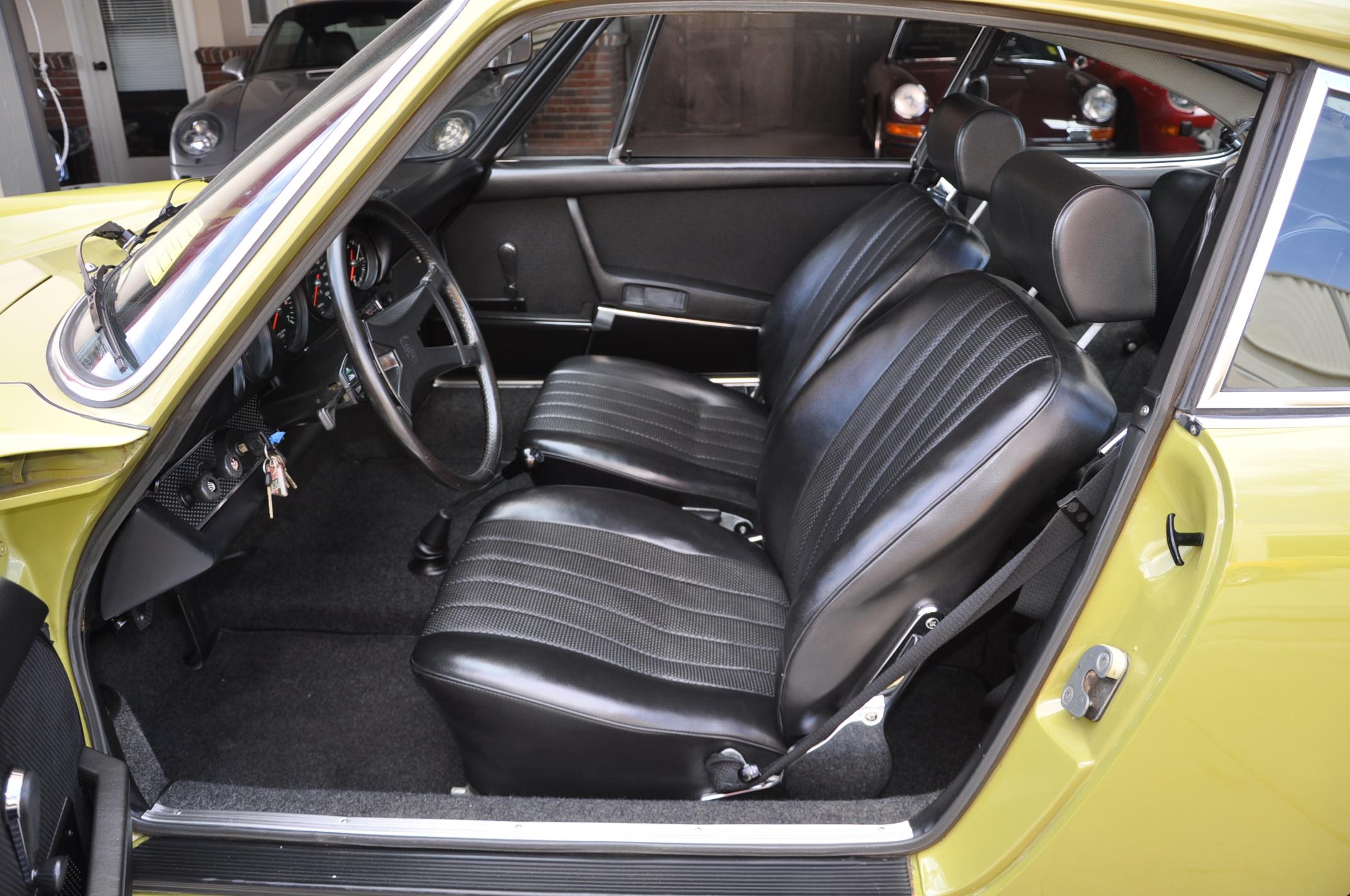 1969 Porsche 912 European Collectibles