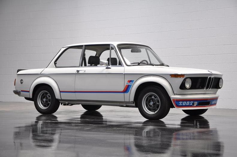 1973 Bmw 2002 Turbo For Sale 8058 Mcg