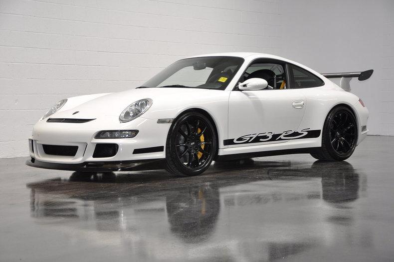 2007 Porsche GT3 RS