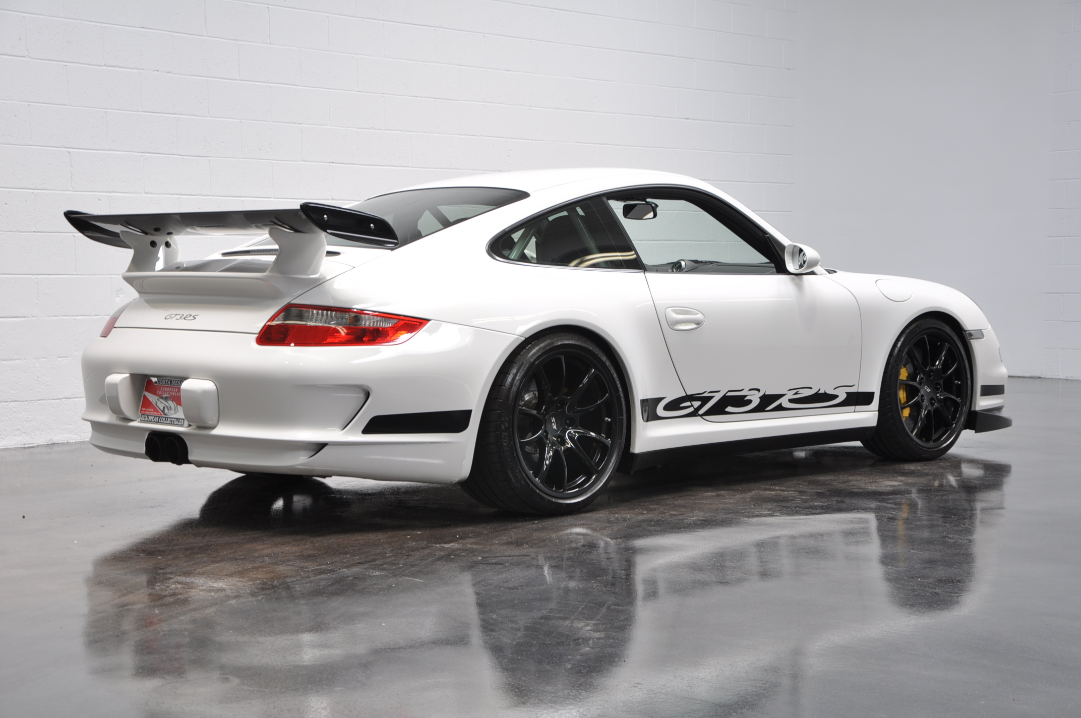 2007 Porsche Gt3 Rs European Collectibles