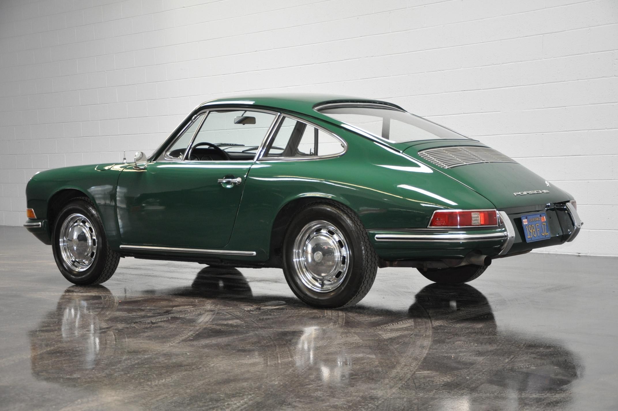 1966 Porsche 912 European Collectibles