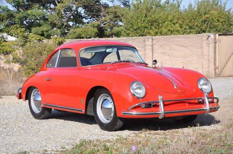 PORSCHE 356 1957 - One of the very best you will see.  |1957 Porsche 356a