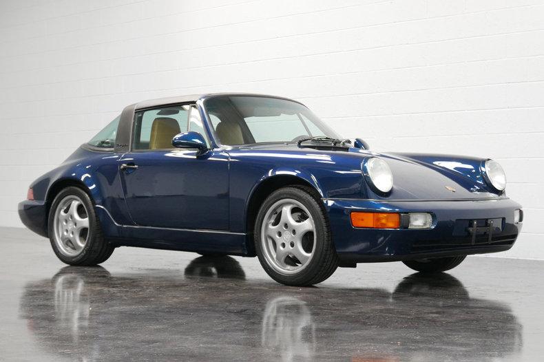 1992 Porsche 911 European Collectibles