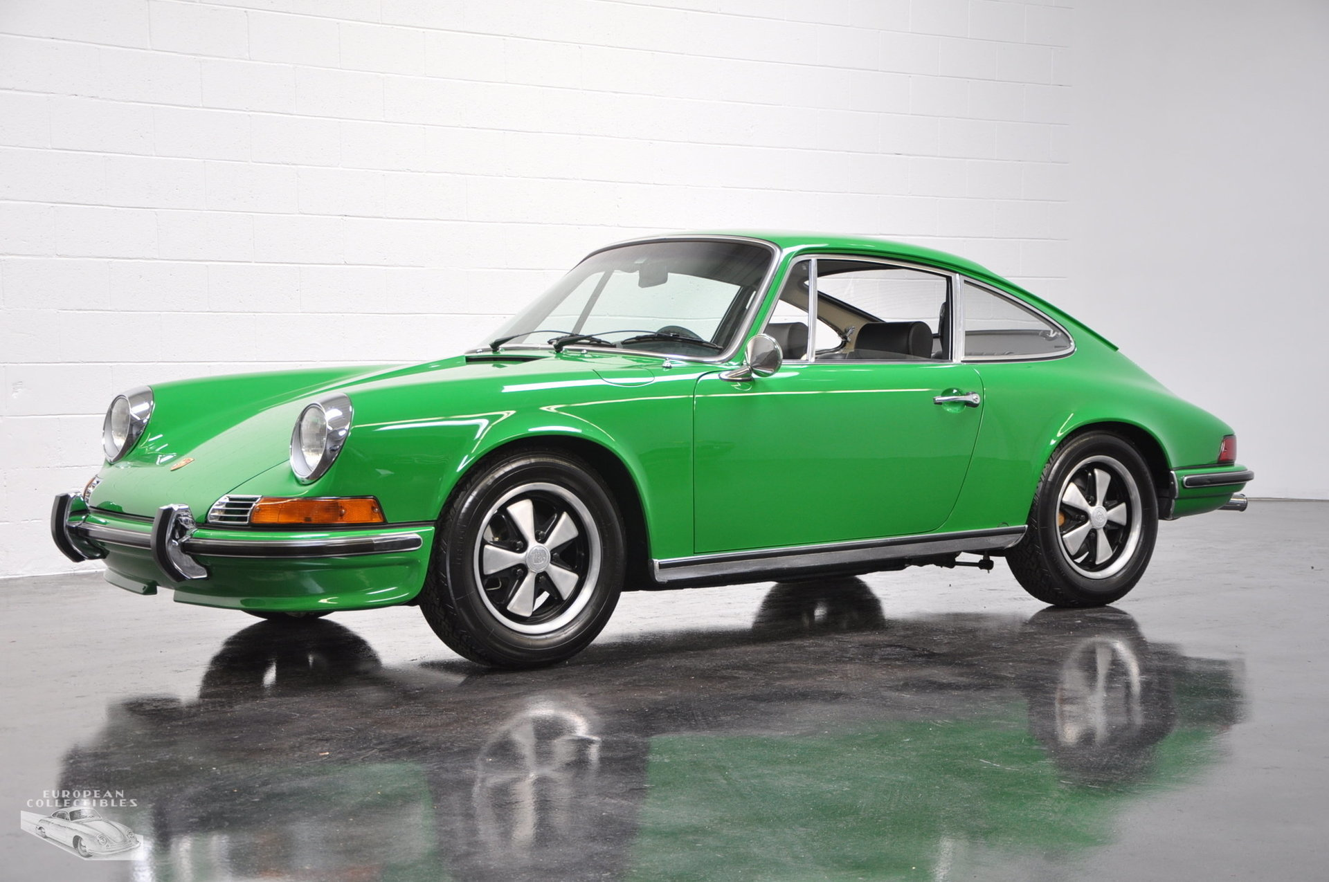 1970 porsche 911s coupe for sale 65581 mcg. Black Bedroom Furniture Sets. Home Design Ideas