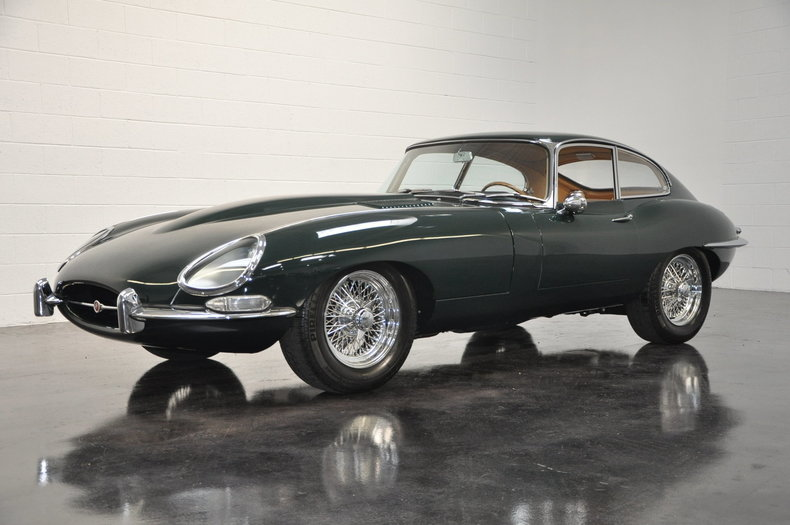 1965 Jaguar E Type